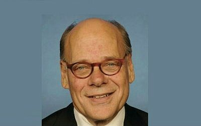 Rep. Steve Cohen (photo credit: United States Congress/Facebook/via JTA)