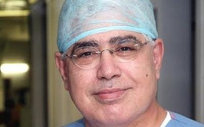 Prof. Ahmed Eid (photo credit: Courtesy Hadassah)