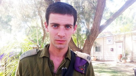 Lt. Eitan chased the kidnappers of 2nd Lt. Hadar Goldin into a tunnel on August 1, 2014.