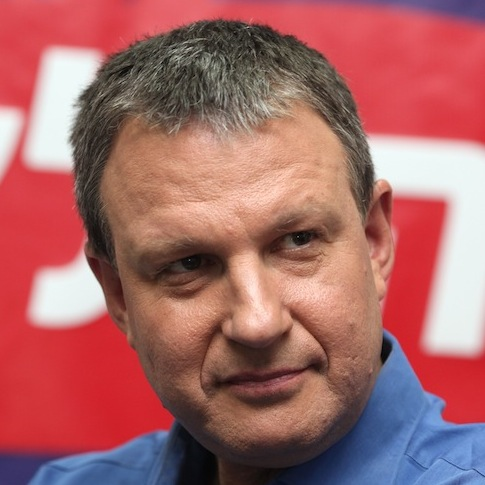MK Erel Margalit (Photo credit: Courtesy)