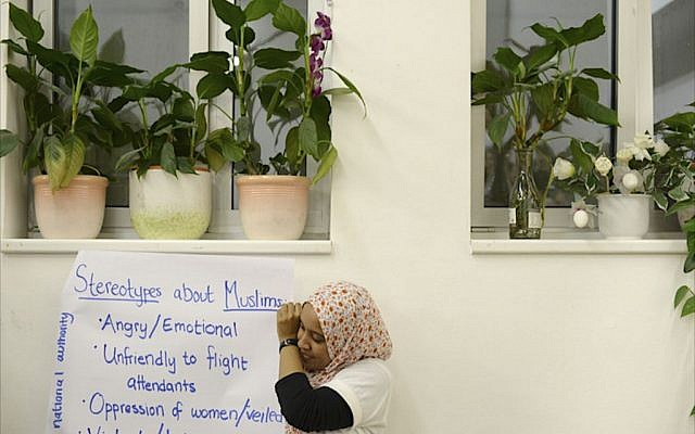 During the fifth annual Muslim-Jewish Conference held in Vienna last week, participants explored negative stereotypes about both religions (photo credit: Daniel Shaked)