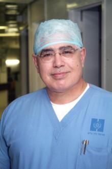 Prof. Ahmed Eid Photo credit: Courtesy Hadassah)