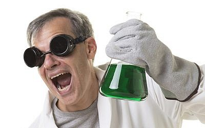 Questioning Lancet's commitment to the academic research process (mad scientist image via Shutterstock)