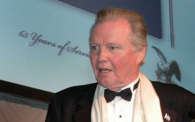 Actor Jon Voight (Photo credit: Cpl. Wil Acosta/United States Marine Corps/Public Domain)