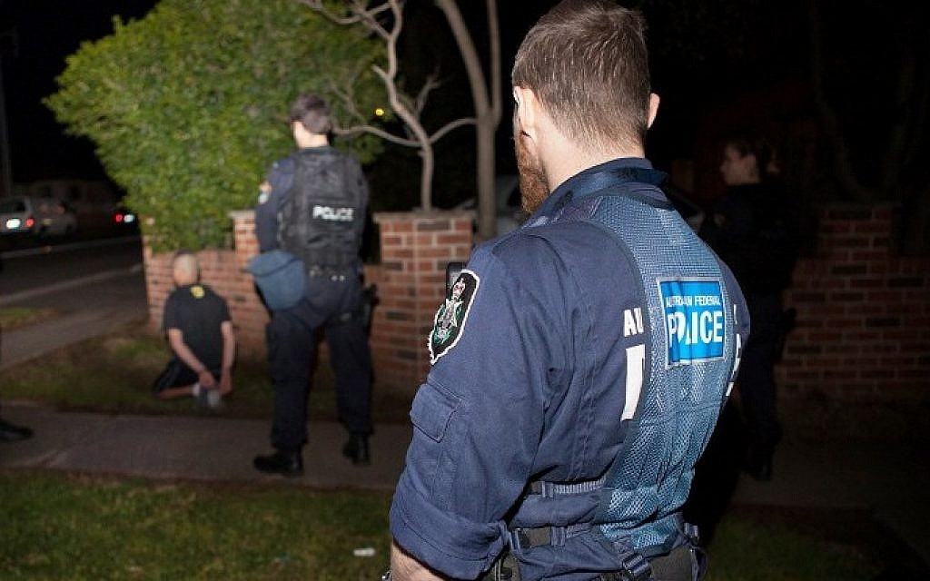 Suspected neo-Nazi charged with terrorism in Australia