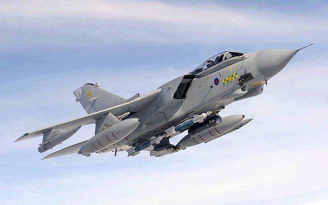 Illustrative photo of a Tornado GR4 (SAC Scott Ferguson/MOD via Wikimedia Commons)