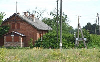 The Sobibor death camp in Poland (photo credit: CC BY Emmanuel DYAN/Flickr)