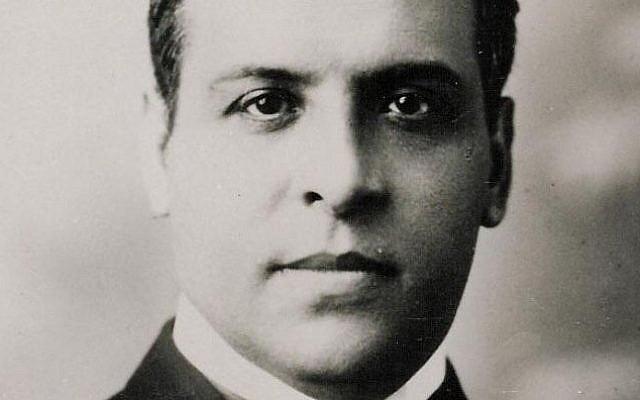 Aristides de Sousa Mendes (Photo: CC BY Wikipedia)