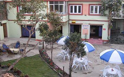 Kathmandu Chabad House. (courtesy Chabad)