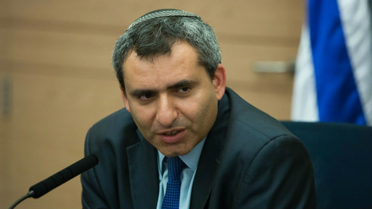 Chairman of the Foreign Affairs and Defense committee MK Ze'ev Elkin (Likud) speaks during a session, on September 3, 2014. (photo credit: Yonatan Sindel/Flash90)
