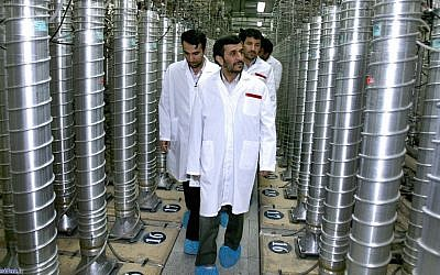 Iran continues to deny having any nuclear military ambitions.