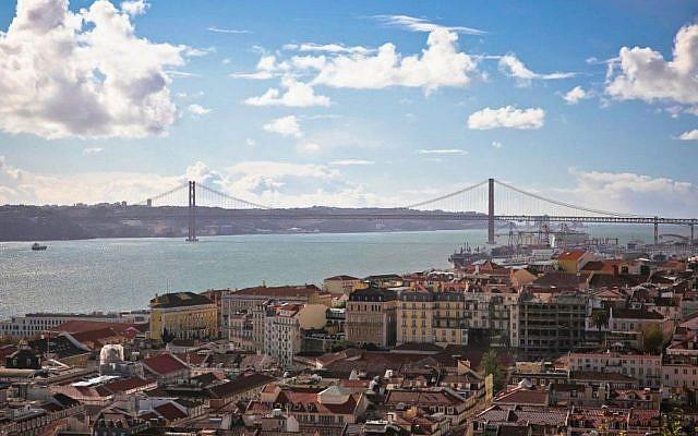 The city of Lisbon. (photo credit: Courtesy Lisbon Ministry of Tourism)