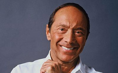 Paul Anka will perform two concerts in Israel in October (Courtesy Wirth Entertainment)