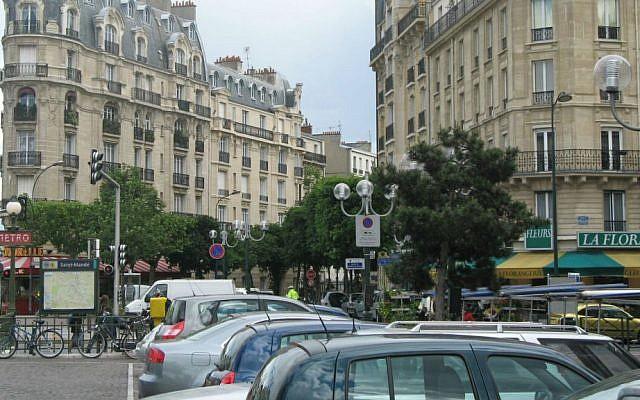 The Saint-Mande suburb of Paris, France. (photo credit: Wiikimedia/public)