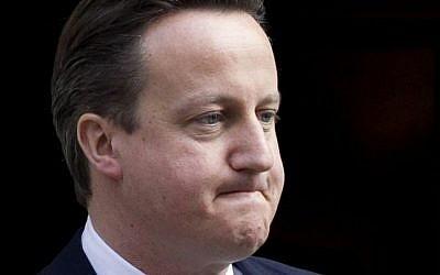 UK Prime Minister David Cameron (AP/Matt Dunham, File)
