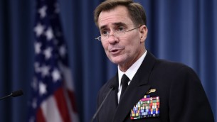 US State Department Spokesman John Kirby (AP/Susan Walsh)