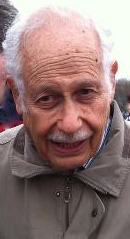 Victor Grossman, formerly Stephen Wechsler of the U.S. Army occupation forces in Germany. (CC-BY-SA, via wikipedia)