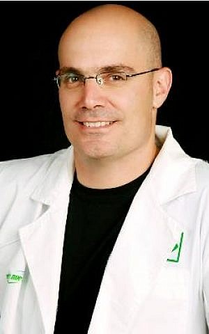 Prof. Eyal Sheiner, an obstetrician and gynecologist at Ben-Gurion University of the Negev and at Soroka Medical Center in Beersheva, who led the study.  (photo credit: Courtesy)