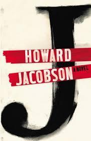 Cover of Howard Jacobson's new novel, 'J'