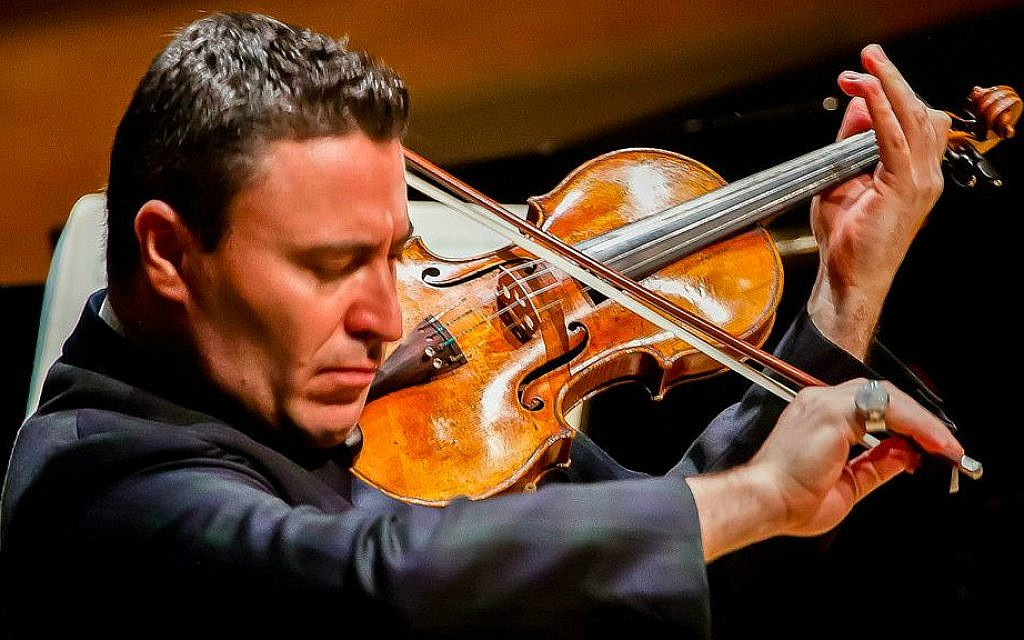 Maxim Vengerov, the peripatetic, creative violinist and conductor, is in Israel to launch the Vengerov Festival (photo credit: Courtesy Pixpix Photography)