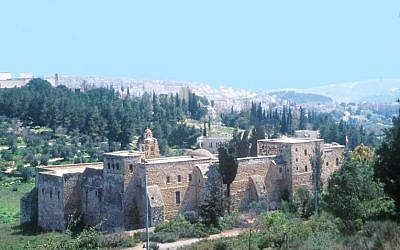 The Monastery of the Cross (photo credit: Shmuel Bar-Am)