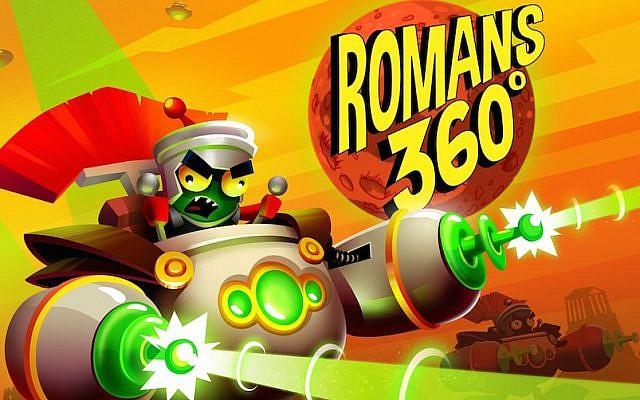 Romans 360 logo page (Photo credit: Courtesy)