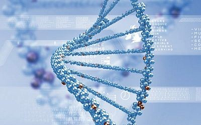 The research could one day help treat degenerative diseases. (photo credit: Genetics image)