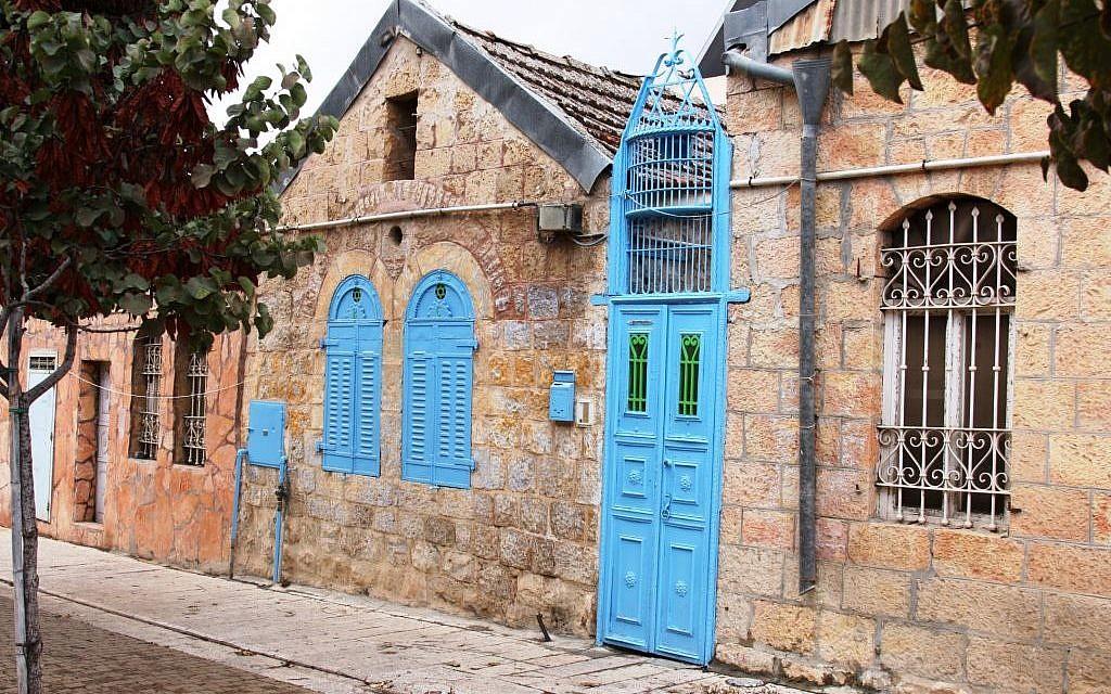 The Zichron Tuvia neighborhood (photo credit: Shmuel Bar-Am)