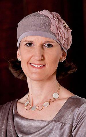 Aviva Silberman, founder and director of Aviv For Holocaust Survivors. (Courtesy)