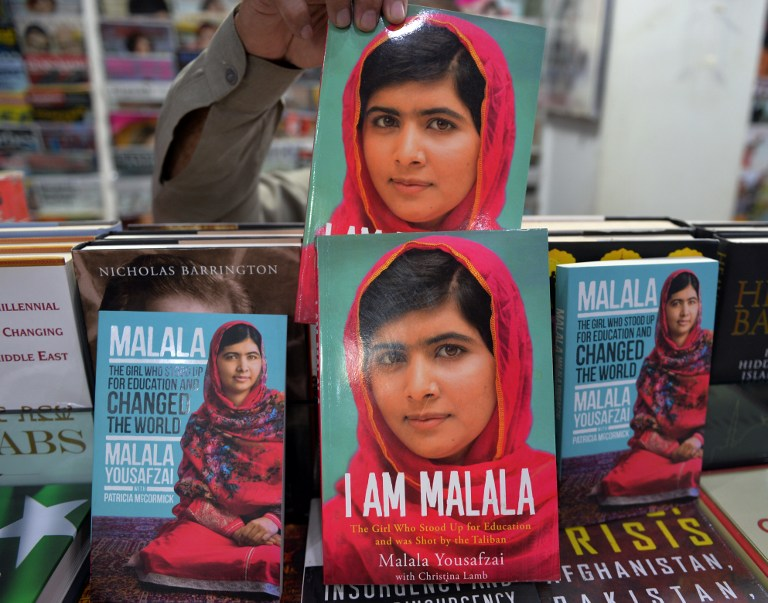Peres lauds Malala's selection for Nobel peace prize | The