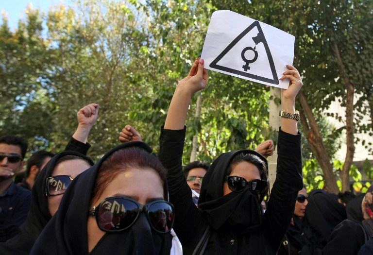 West Blamed For Acid Attacks On Iranian Women  The Times Of Israel-5402