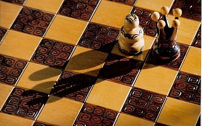 An illustrative photo of a chess board (photo credit:  Martin Lopatka/Flickr/CC BY-SA)