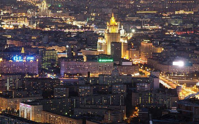 Moscow in September 2014. (CC BY klshjar, Flickr)