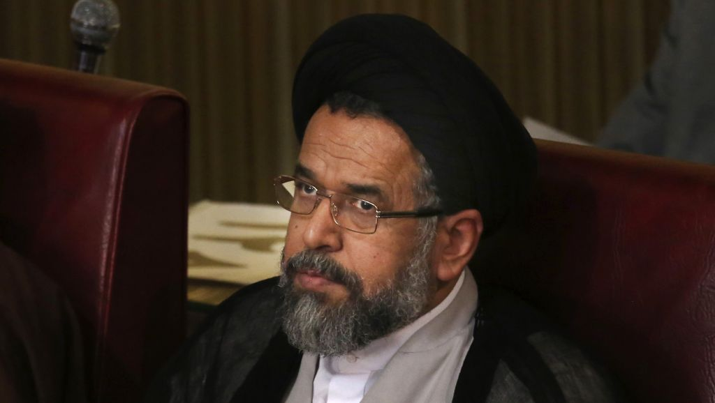 Iran has arrested 'dozens of spies': Intelligence minister