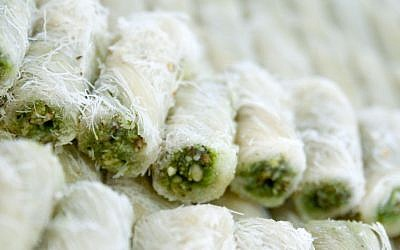 The Turkish dessert of Baklava is a specialty in Palestinian cuisine. (photo credit: Hadas Parush/Flash90)