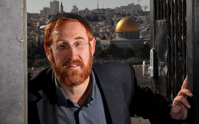 Rabbi Yehudah Glick (photo credit: Yossi Zamir/Flash90)