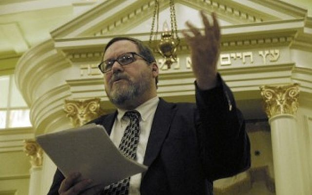 Rabbi Barry Freundel has been known as a national leader on conversion and a strict moralist. (JTA)