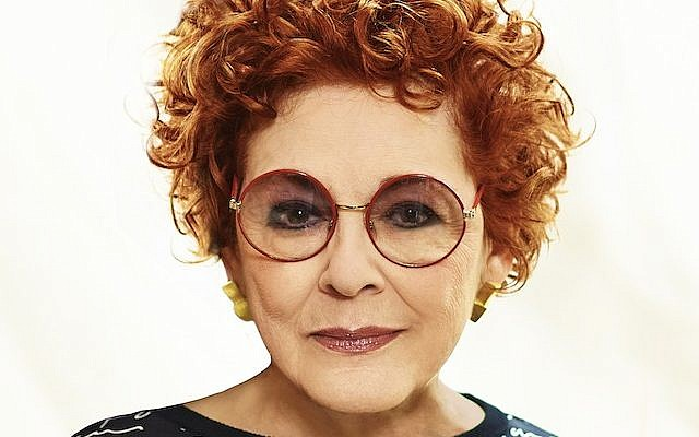 """Margo Howard, author of """"Eat, Drink and Remarry: Confessions of a Serial Wife."""" (Photo credit: Harlequin/JTA)"""