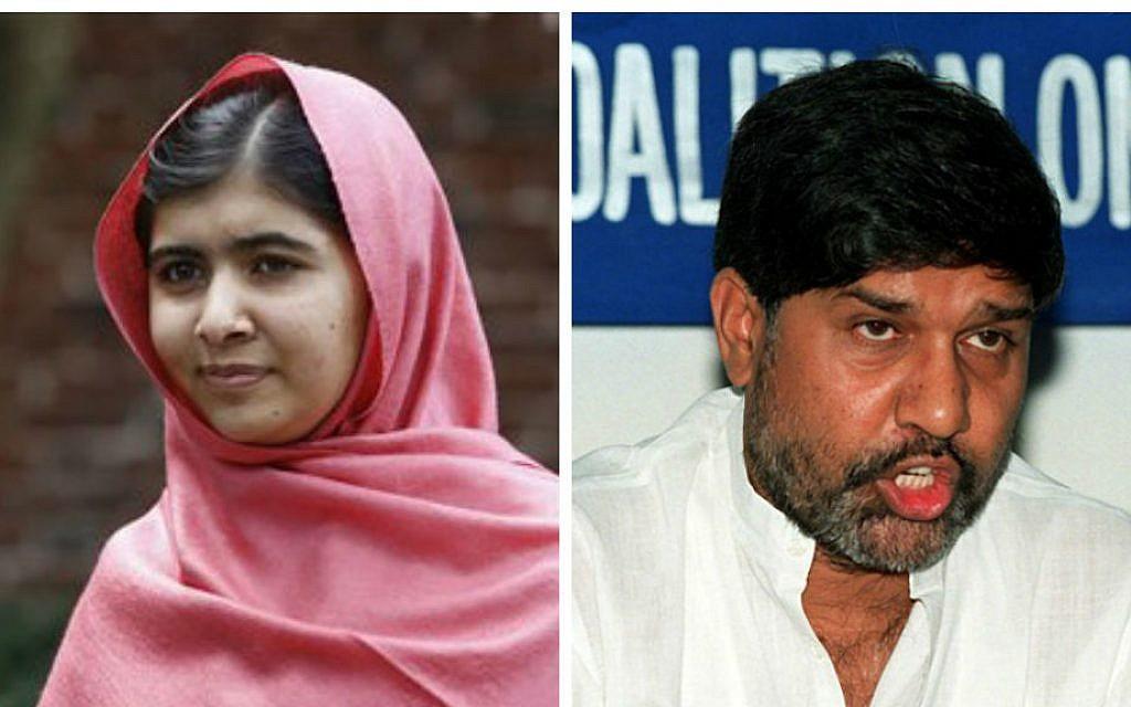 Nobel prizes jewish muslim hindu
