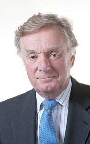 Sir Richard Ottaway, MP (photo credit: Courtesy)
