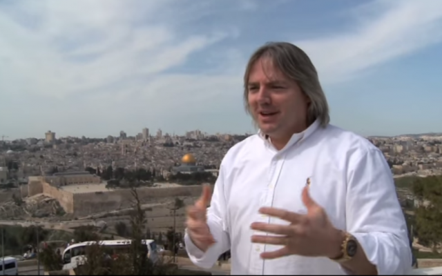 God TV founder led astray by the devil | The Times of Israel