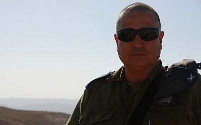 Shachar Shochat  (Photo credit: IDF)