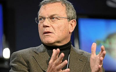 Sir Martin Sorrell (photo credit: Copyright by World Economic Forum swiss-image.ch/Photo by Sebastian Derungs)