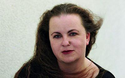 Author Bettina Stangneth (Peter Peitsch)