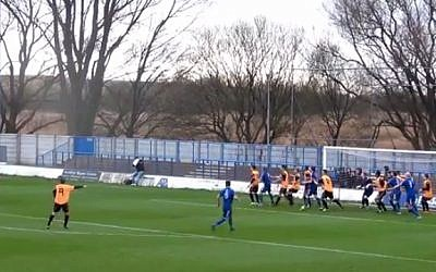 Tthe Curzon Ashton team (photo credit: YouTube screenshot)
