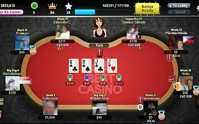 Screen layout of Diwip's Best Casino (Photo credit: Courtesy)