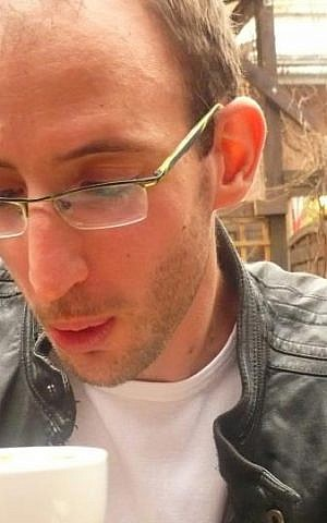 Hagay Hacohen moved to Warsaw from Israel five years ago. (photo credit: Hagay Hacohen Facebook)