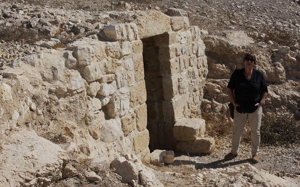 The Dwelling Cave (photo credit: Shmuel Bar-Am)