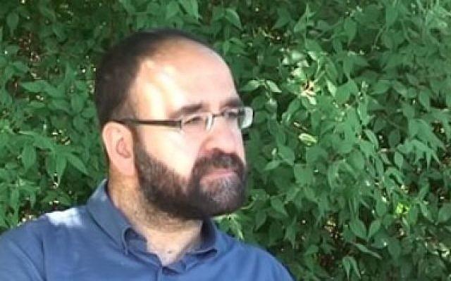 Swedish MP Mehmet Kaplan (photo credit: Youtube screenshot)
