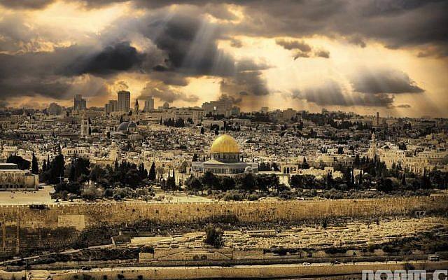 Jerusalem (Photo credit: Noam Chen)